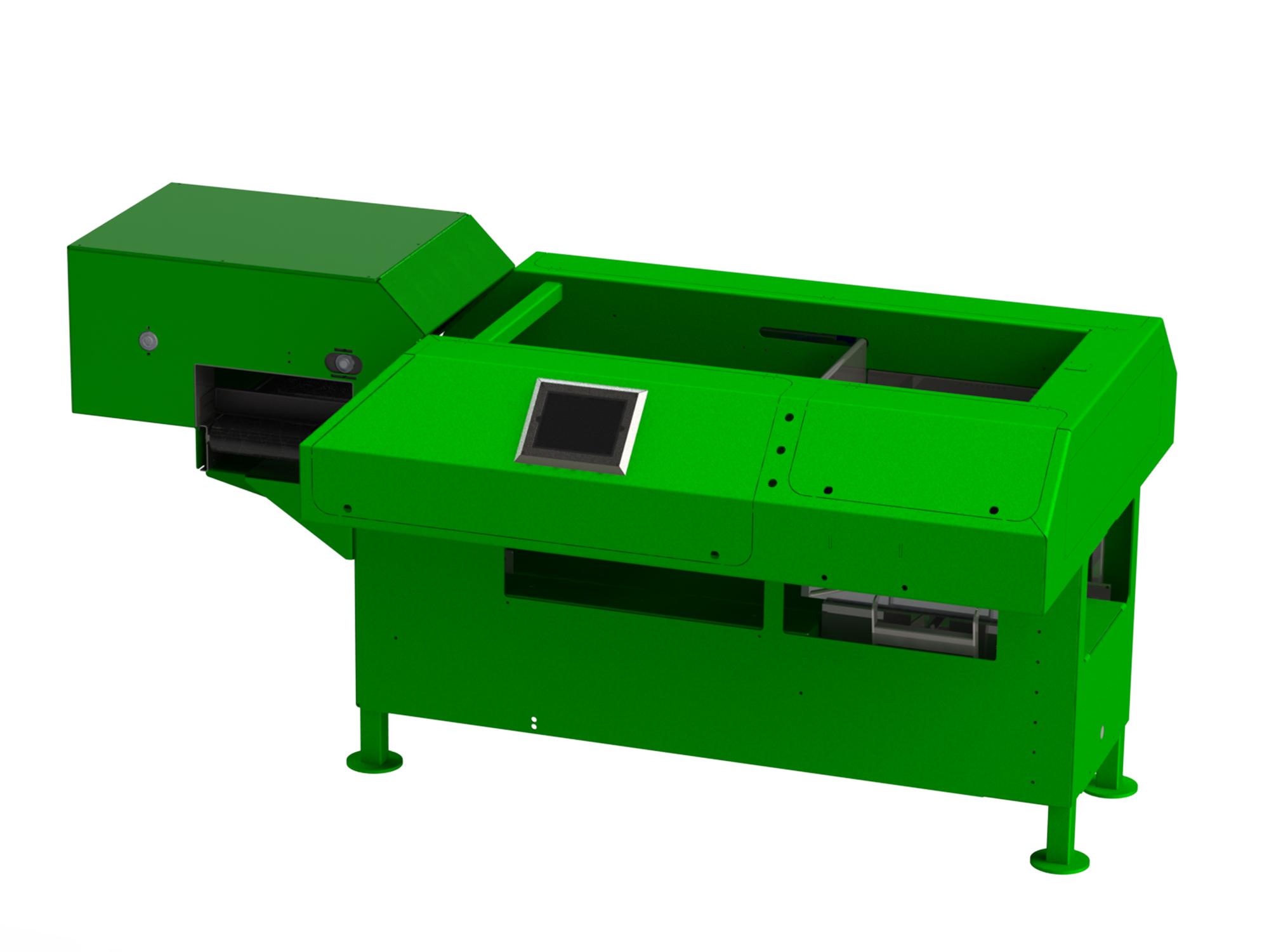 CP50 Pusher CasePacker